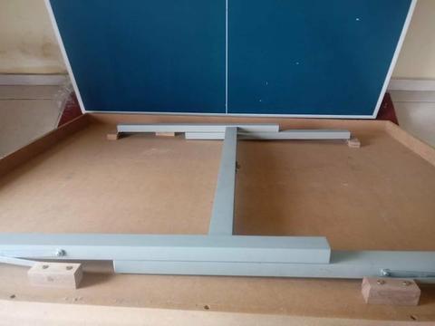 Mesa de ping pong usada 5x