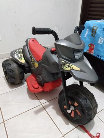 Moto Elétrica - Vendo ou troco