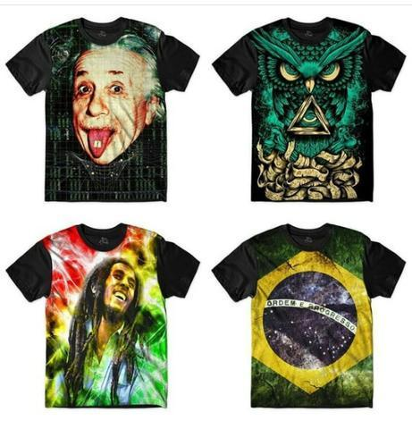 Camisetas Estampadas 10,99