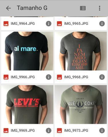 Camisetas Frases reserva atacado