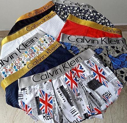 Pack 10 Cuecas Calvin Klein R$75,00