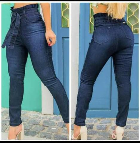 Calças jeans atacado direto de SP frete grátis