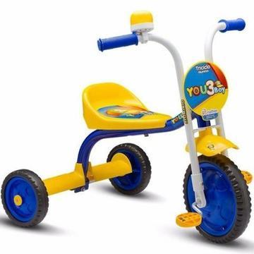 Triciclo Bicicleta infantil Novo Frete grátis para toda Curitiba