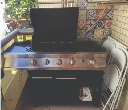 Churrasqueira / Grill A Gás America Kenmore
