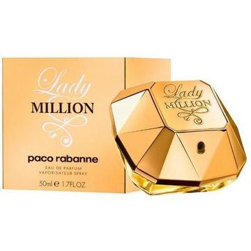 Perfume Lady Million 80ml - Original - Lacrado