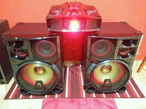 Mini system LG cm9960
