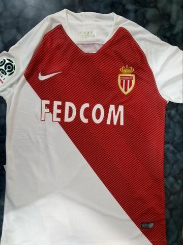 Camisa Monaco 18/19 - Home - M