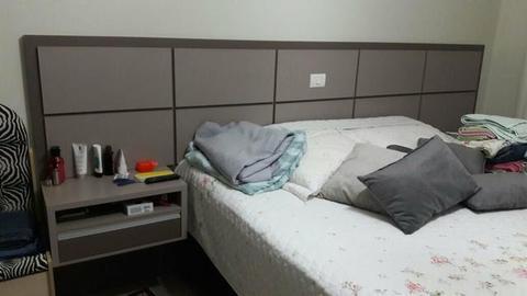 Cabeceira de cama com nicho a partir de R$ 749,90