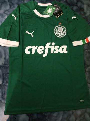 Camisa Palmeiras 19/20 - Home - Tamanho M