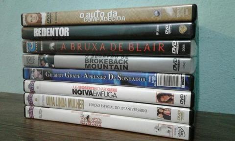 Lote Filmes em DVD