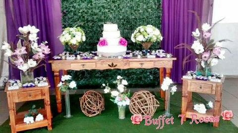 Deixe sua festa mais completa com a nossa decoração e material