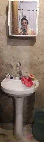 Pia de banheiro +Armário