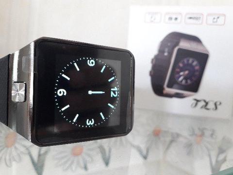 Promoção: Relógio inteligente smart DZ09, já desbloqueado para ligações
