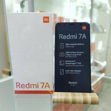Celular Xiaomi Redmi 7a 16gb 2gb Ram Global Dual Com Garantia de 6 Meses/Cor Preto