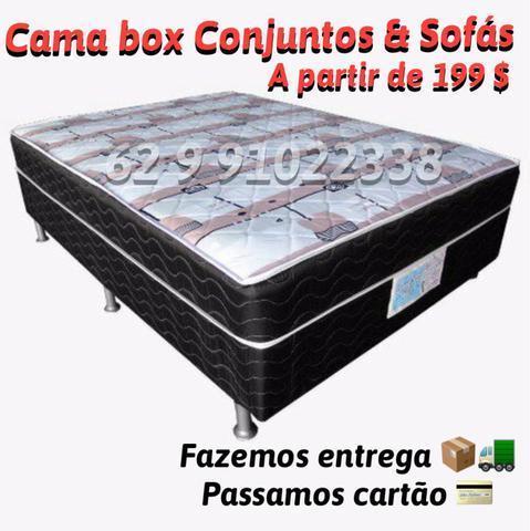 ATENÇÃO ! Cama Box em liquidacao !!! hoje 199$